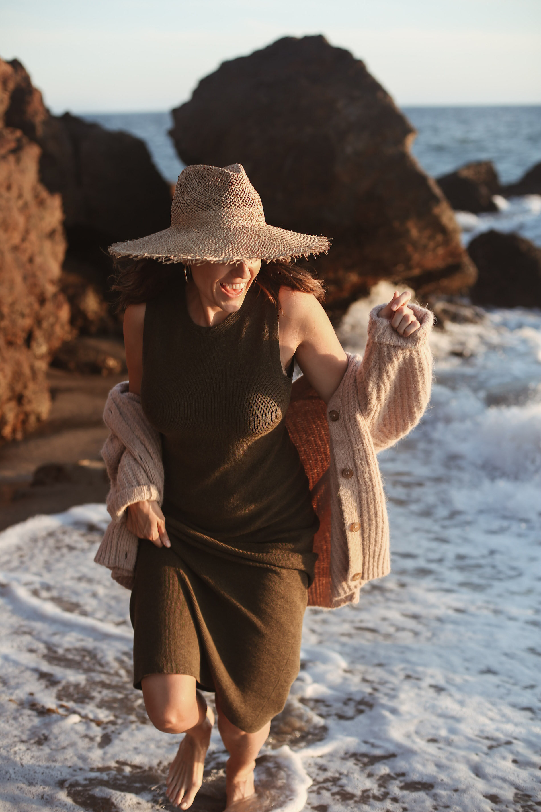 Jenni Kayne Sweater Dress