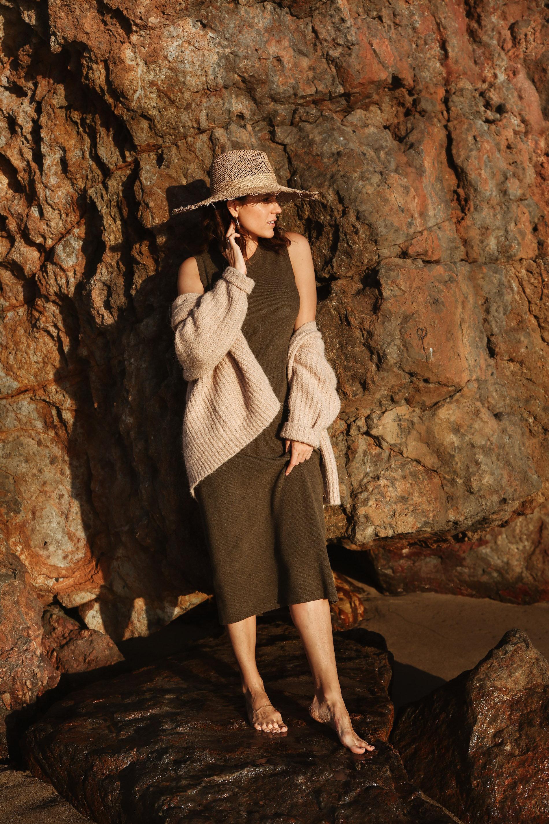 fall style in malibu