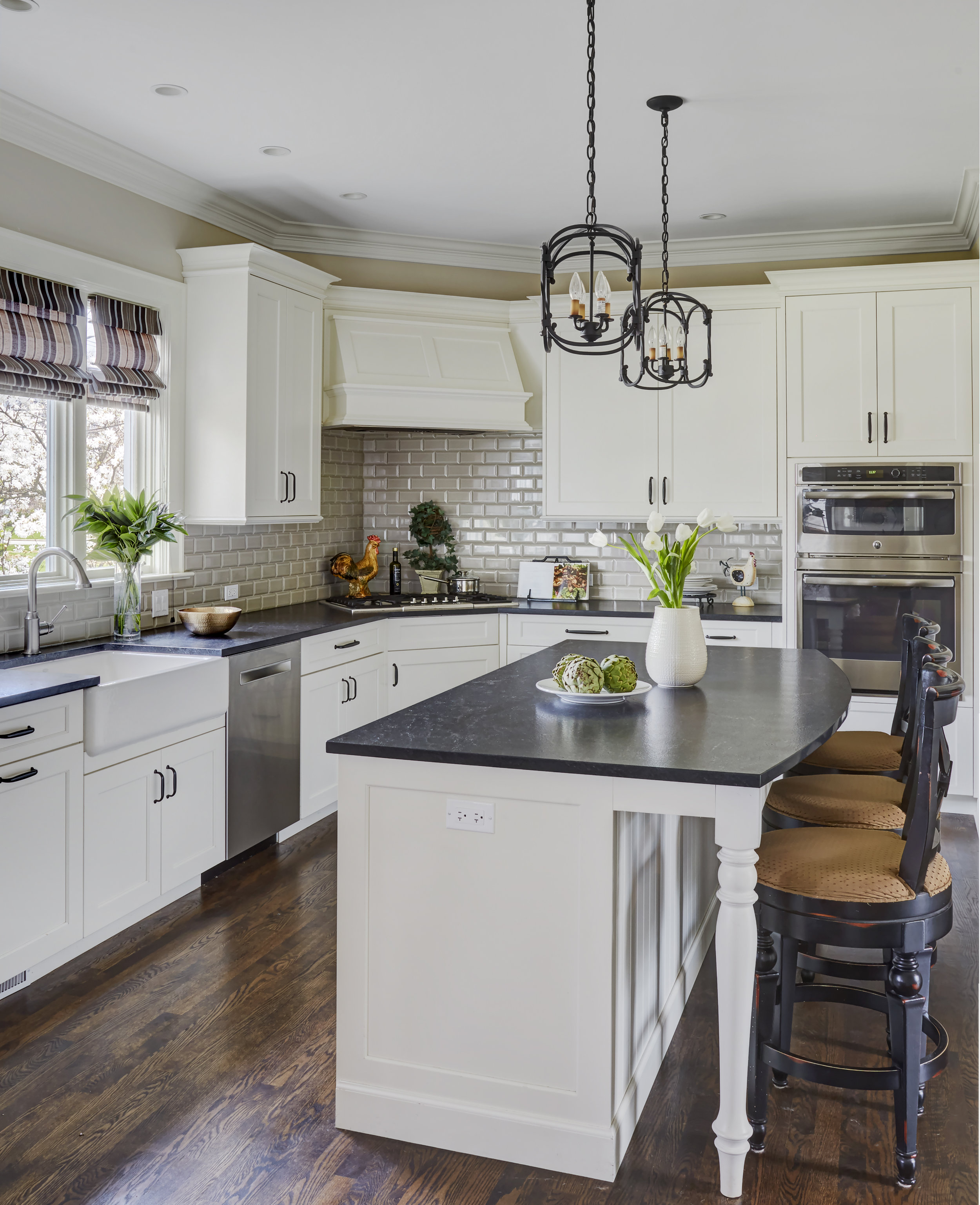 Refined Kitchen Expansion -