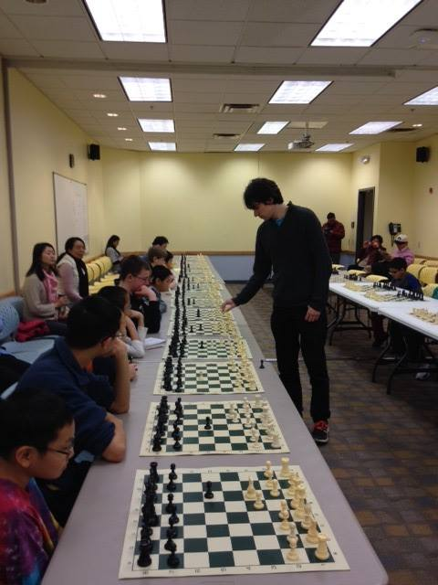A picture from my simul at Northland Library on March 11., 2017.