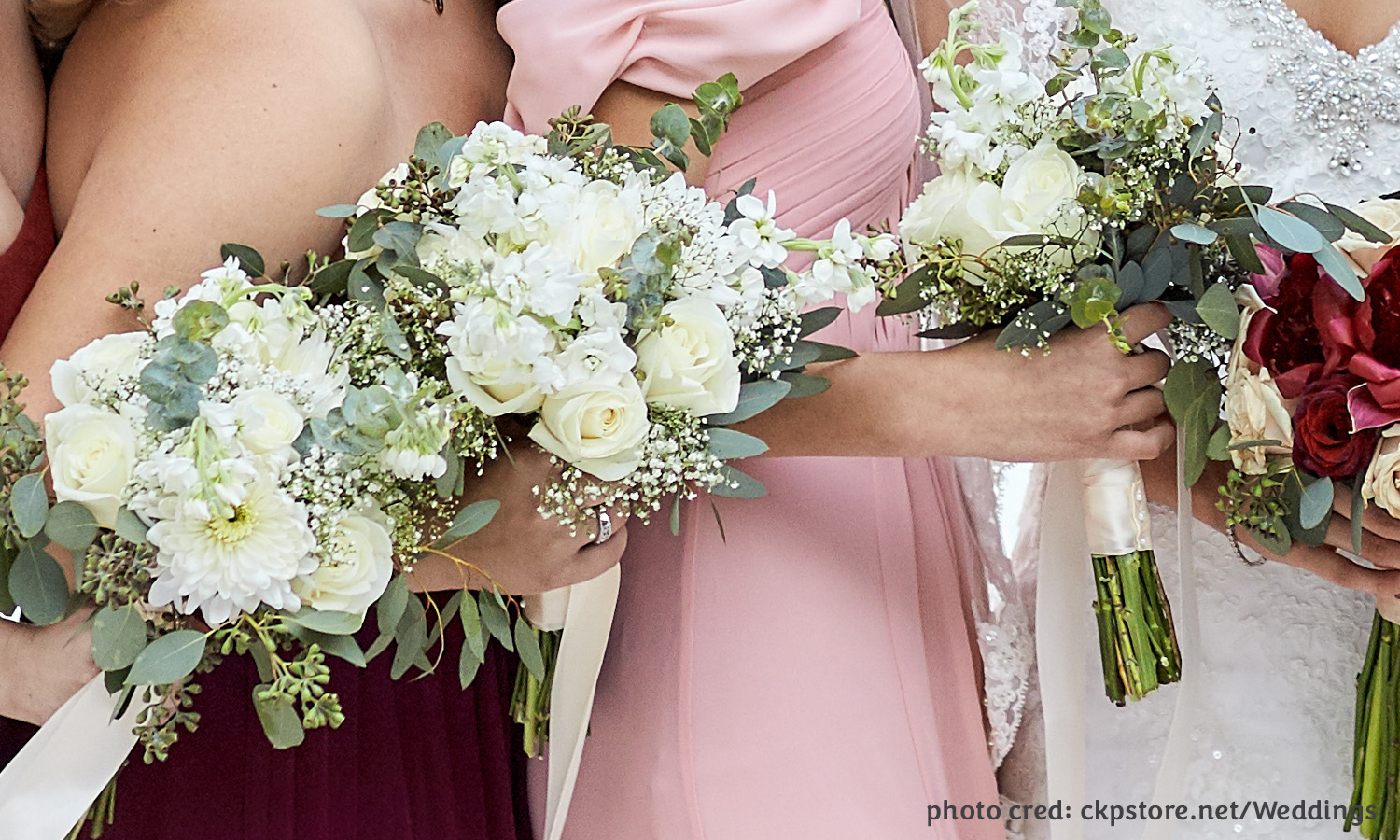 BRIDESMAID'S BOUQUET - $40 – $110