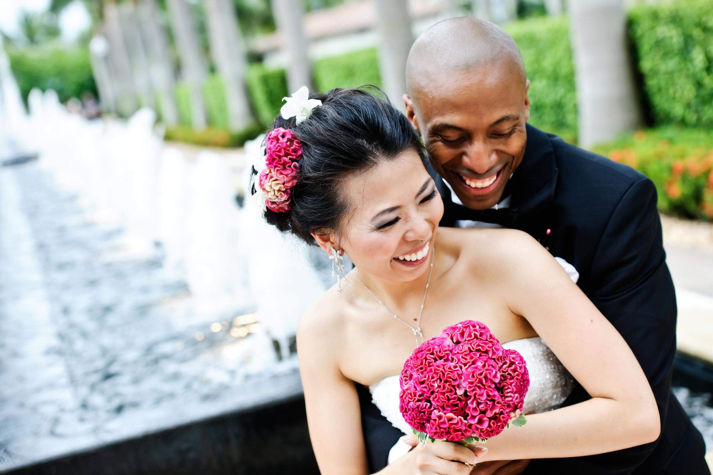 Bridal Bouquet Hot Pink Celosia.jpg
