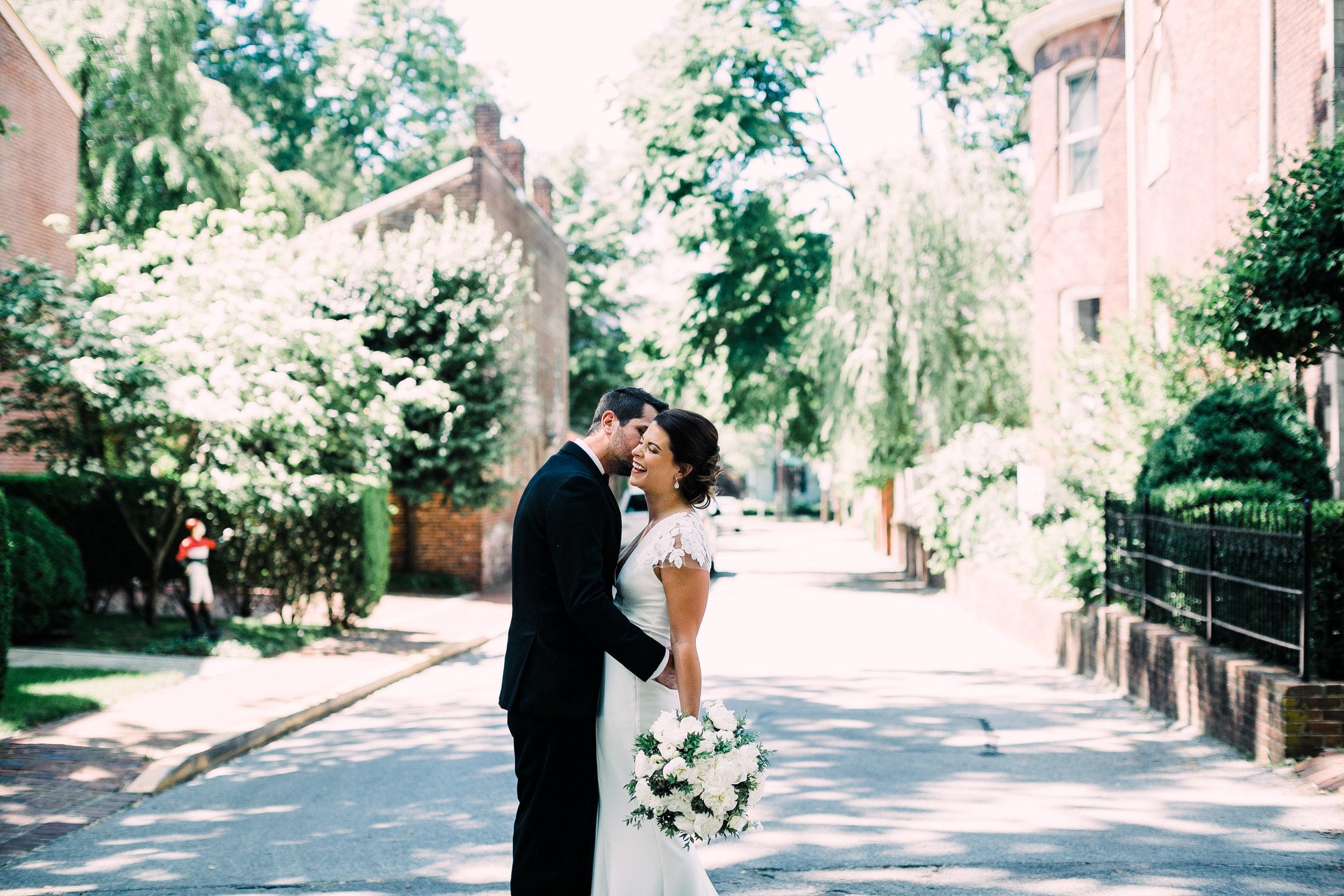 Hannah and Doug Wedding