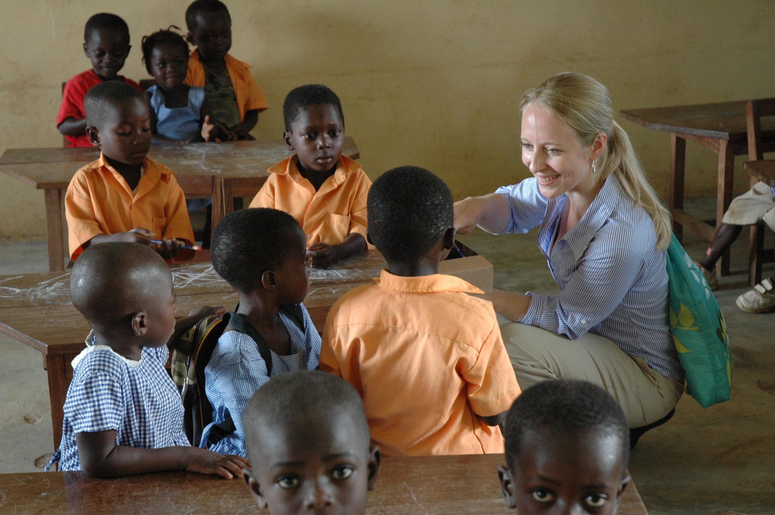 Photo: BEC in Ghana