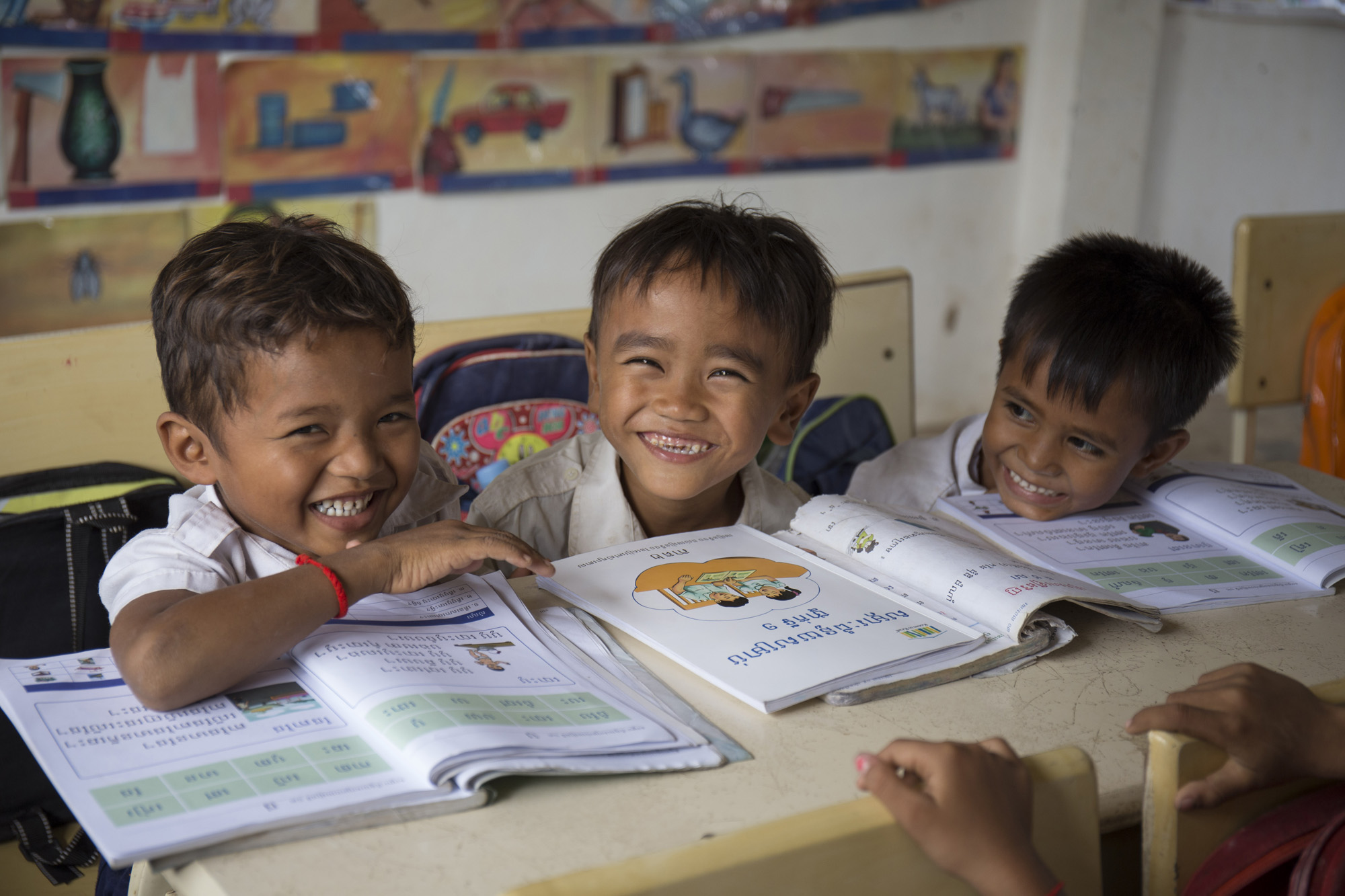 Photo:  Room to Read  in Cambodia