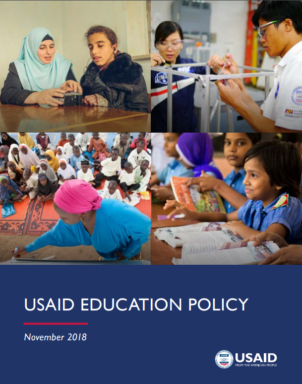 USAID   Education Policy   2018