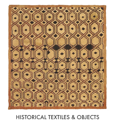 HISTORICAL TEXTILES AND OBJECTS