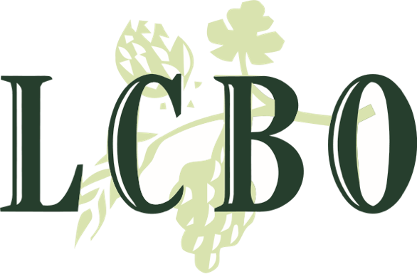 The official logo for the Liquor Control Board of Ontario.