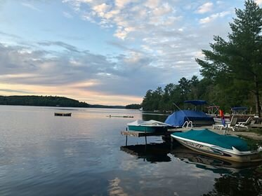 Haliburton County is filled with picturesque landscapes. A haven for a nature retreat can be found around any corner. Pictured on Aug. 20 is my corner, found near Kashawigamog Lake where I stayed during the summer. /VANESSA BALINTEC