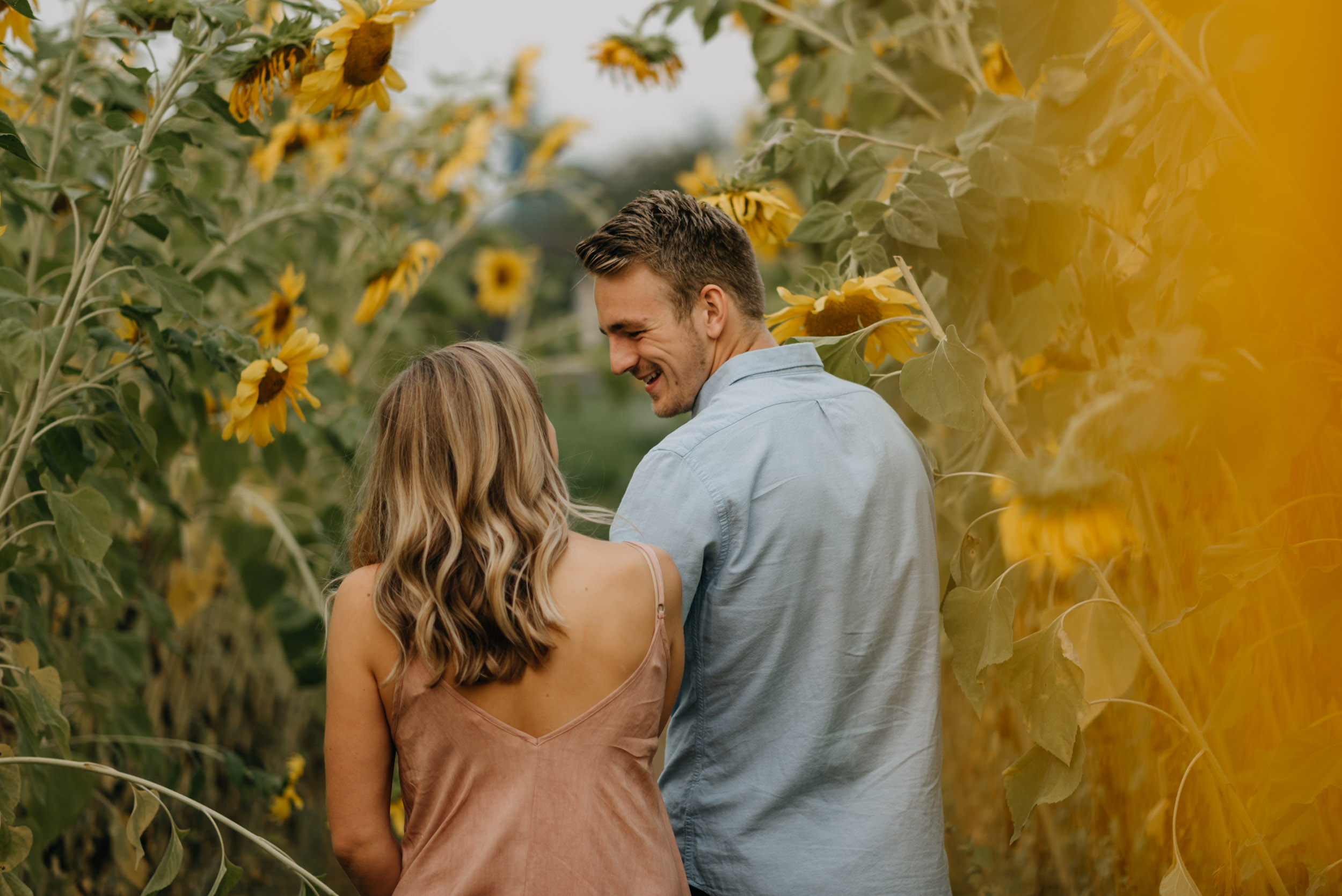Sauvie-Island-Oregon-Sunflower-Portland-Engagement-3808.jpg