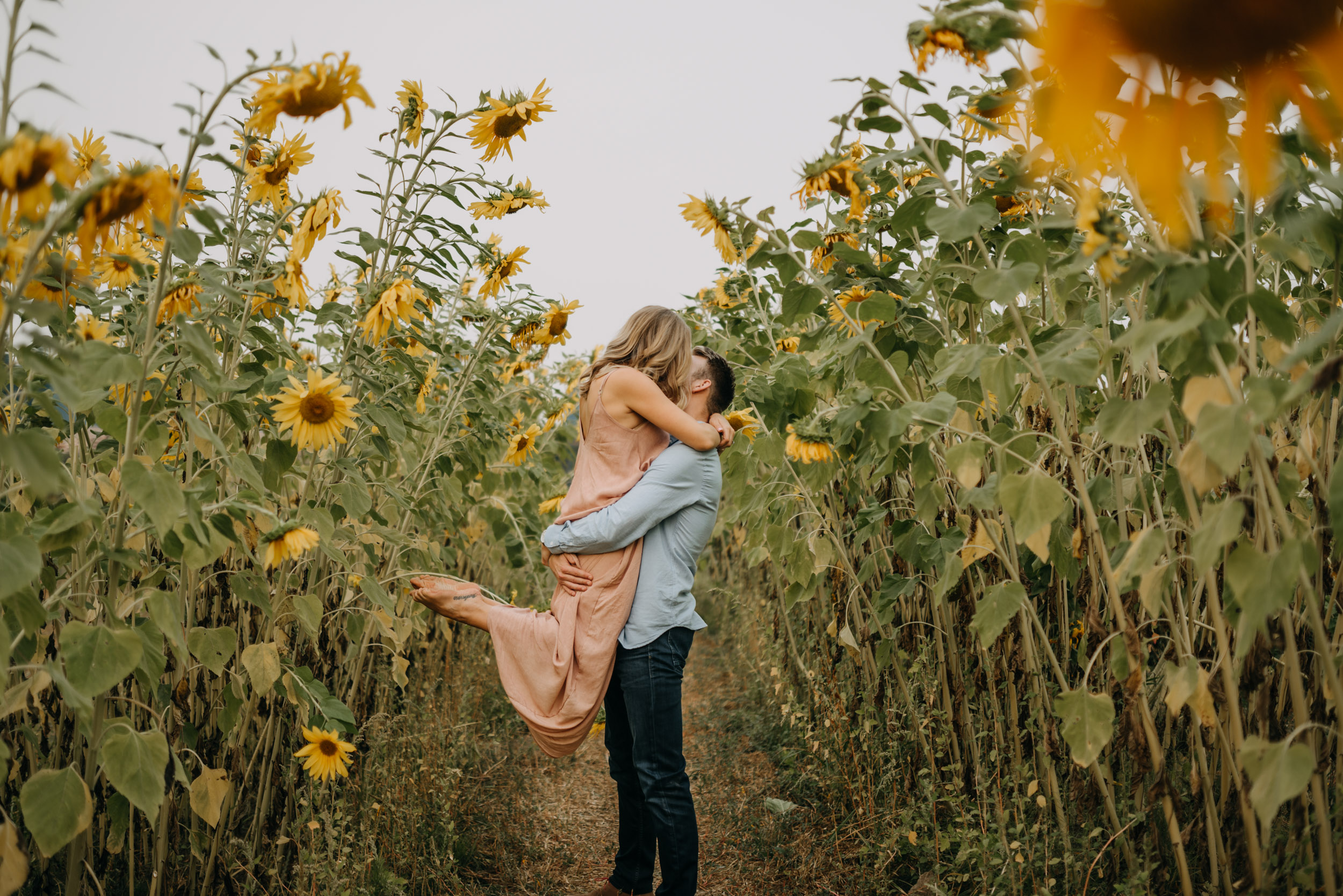 Sauvie-Island-Oregon-Sunflower-Portland-Engagement-3903.jpg
