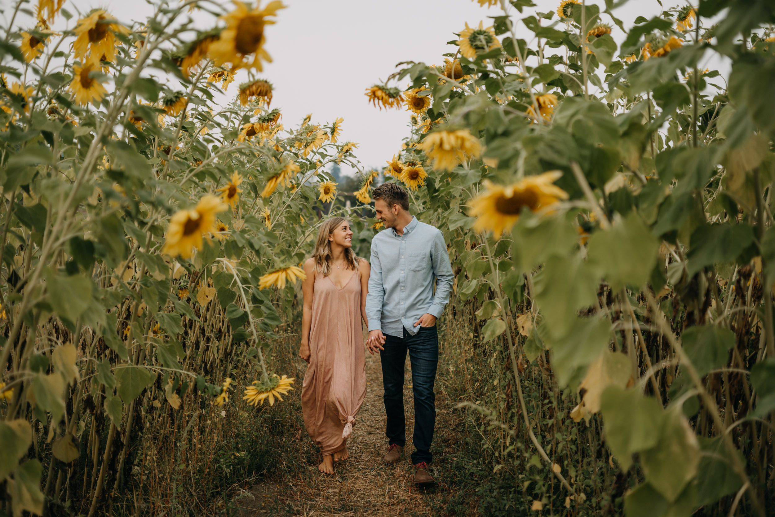 Sauvie-Island-Oregon-Sunflower-Portland-Engagement-3928.jpg