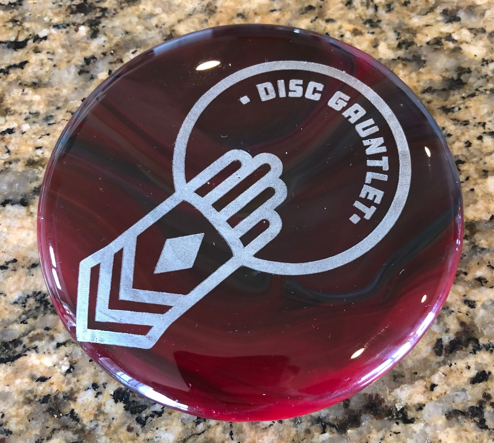 Disc Gauntlet - Based out of Lincoln, NE