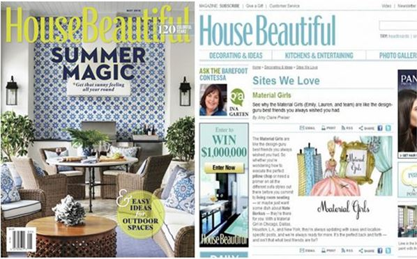 House Beautiful Online Magazine