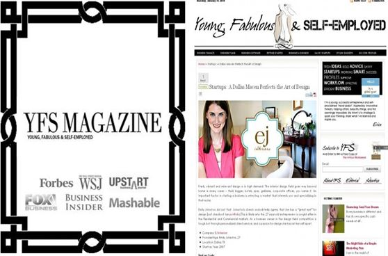 Young, Fabulous & Self-Employed Magazine