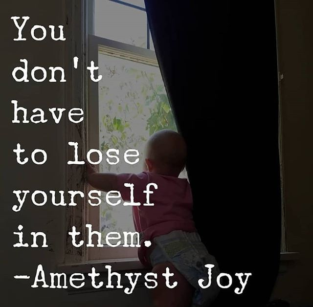 Quite the opposite is true. Stay sovereign. Get healthy. Show your children a mother with passion, with humanity, with hobbies and life. Show them how to love themselves.  #createyourmotherhood #consciousmotherhood #mama #thehealedmother #amethystjoy #healingmothers #healingparenting #thehealingmother #thehealingmom #healingthemother #consciousparenting #healingthemotherwound #reparenting #reparentyourself #reparentyourinnerchild #mother #healingchildhoodtrauma #limitingbeliefs #motherhoodisnotmartyrdom #selfparenting #emotionalhealth