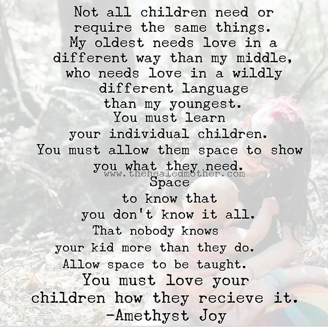 Nobody has done the work I have to understand my individual children, nobody else has sat with them while they cried, held space while we solved a problem, listened, watched, acknowledged what they communicate to me in their being. I have shattered fear and walls within myself to be able to be taught, to be able to realize that NOBODY KNOWS MY CHILDREN BETTER THAN THEY DO. And it is my entire job to respond accordingly. So I study, I read, I learn, I seek materials that are tailored to how they learn. How they feel seen. How they feel deeply loved. And as a motherless mom, as an adult, I do the exact same thing for myself. Set up success for your kids to be able to know how to do this for themselves one day and lovingly demand it from their partners and the world around them.  #createyourmotherhood #consciousmotherhood #mama #thehealedmother #amethystjoy #healingmothers #healingparenting #thehealingmother #thehealingmom #healingthemother #consciousparenting #healingthemotherwound #reparenting #reparentyourself #reparentyourinnerchild #mother #healingchildhoodtrauma #childhoodtrauma #limitingbeliefs #parentingbeliefs #creativeparenting #authenticconnection #emotionalhealth #listentochildren #selfparenting