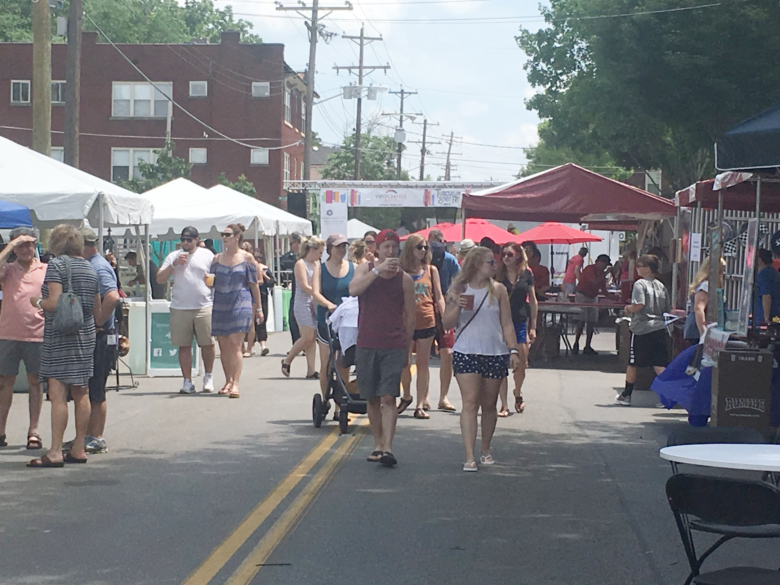 2017WCPO - Tusculum Street Fest Returns for the 2nd Year
