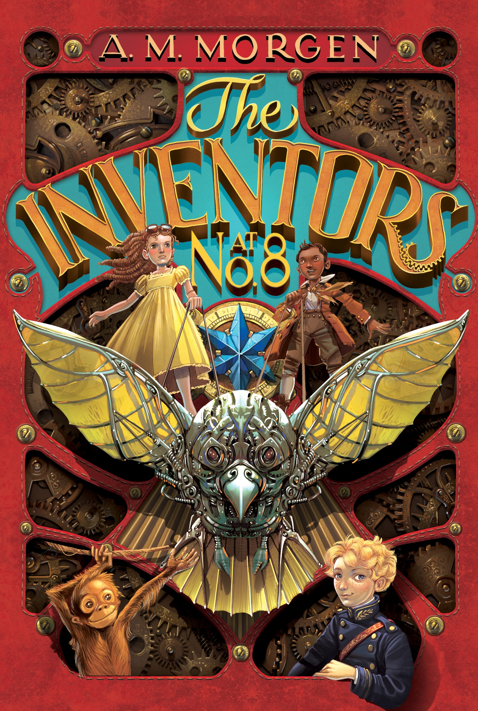"""Junior Library Guild Selection  """"This lively adventure imagines Ada Byron Lovelace, the notable scientist, as a dauntless young girl. A great inclusion in STEM-focused fiction collections."""" –  School Library Journal    Goodreads »"""