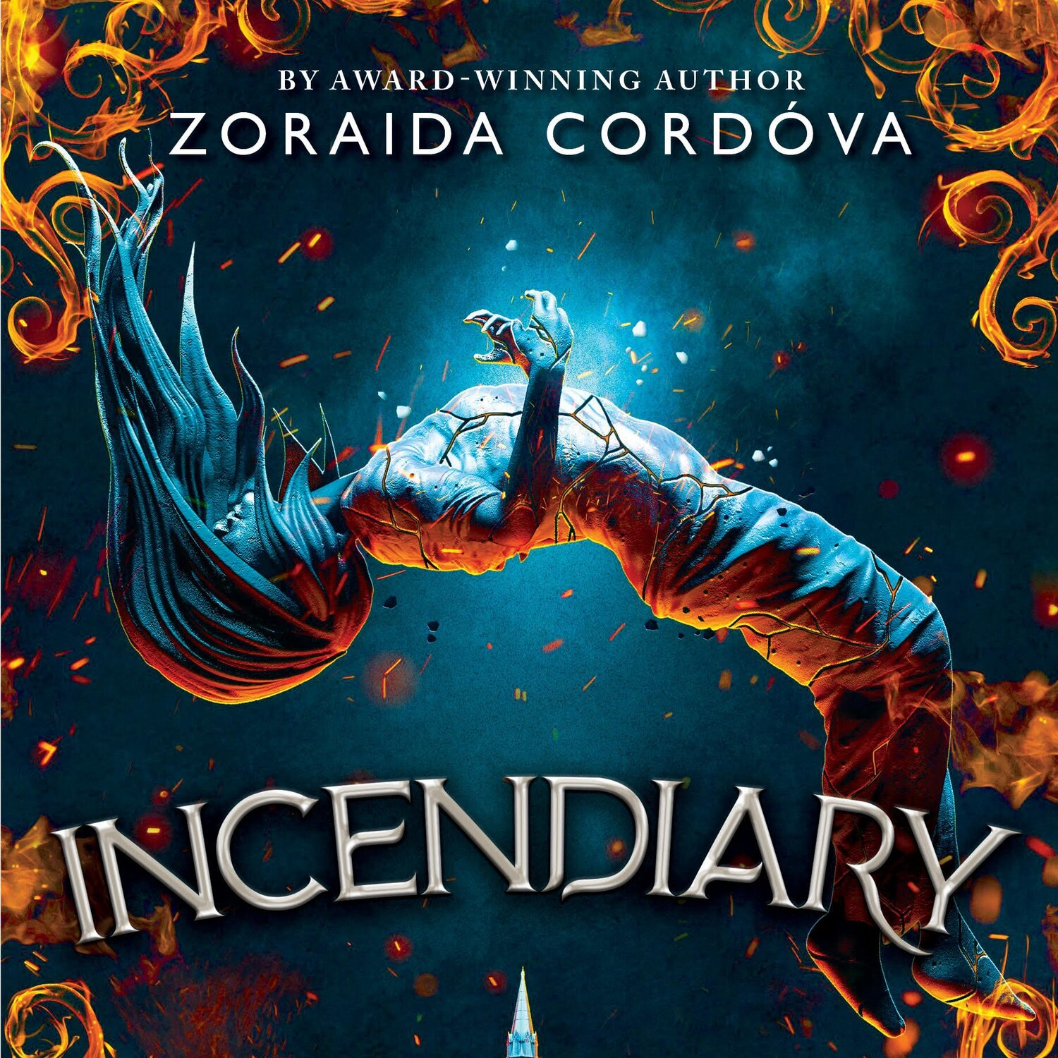 INCENDIARY COVER REVEAL AND EXCERPT     Incendiary  is an epic Spanish Inquisition-set fantasy by Zoraida Córdova. It centers on Renata Convida, whose magical abilities to steal memories wrought the wrath of the King and took thousands of lives with it.   Read more »