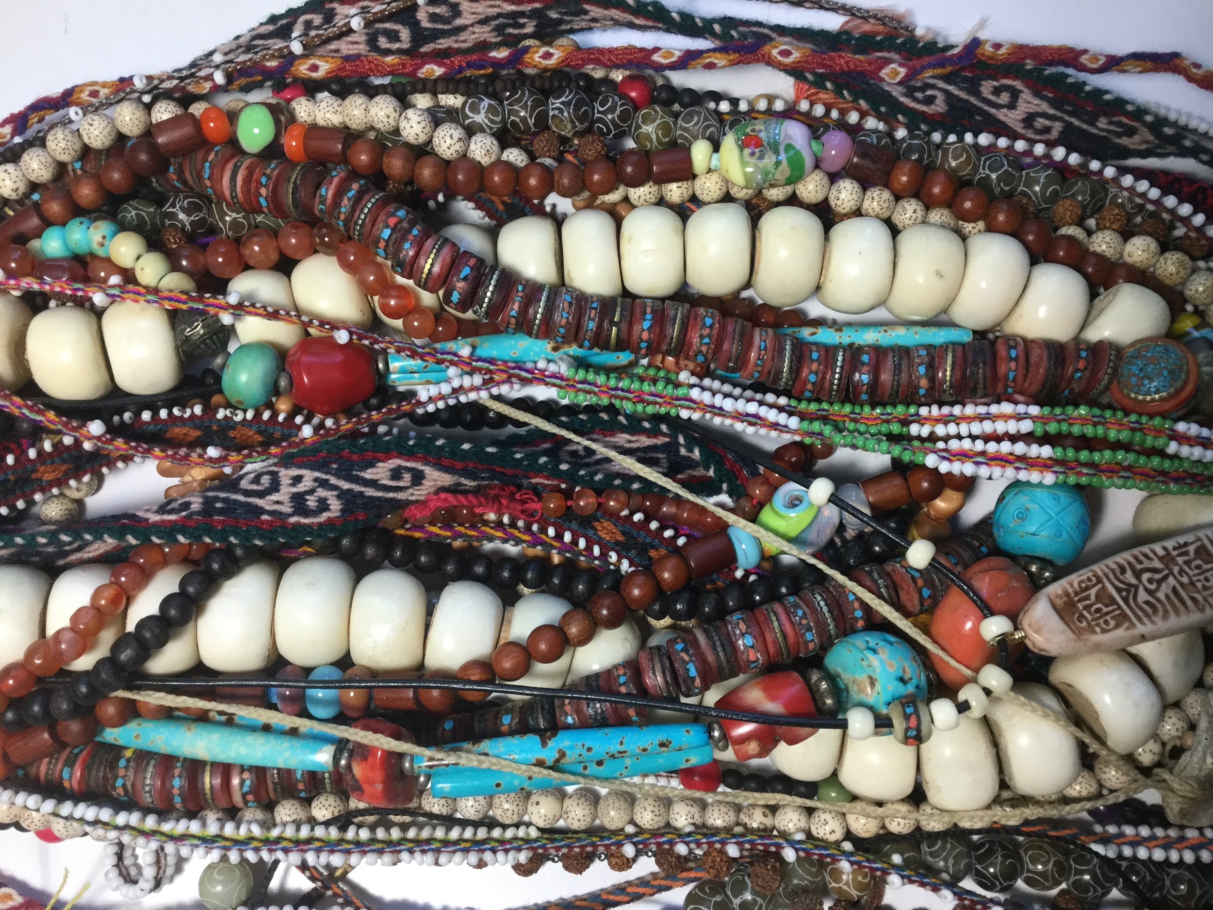 shamanic jewelry -