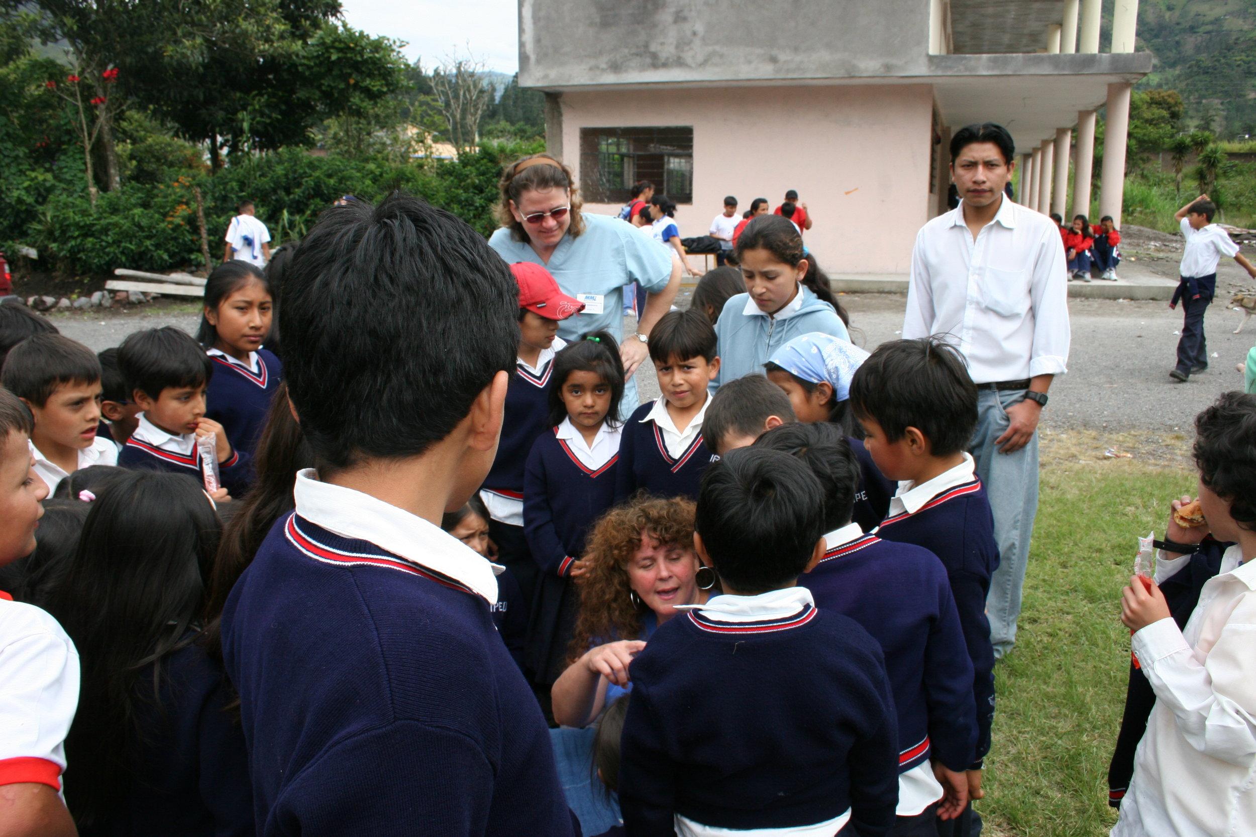 Kathleen Miller Ecuador Mission 2005.jpg