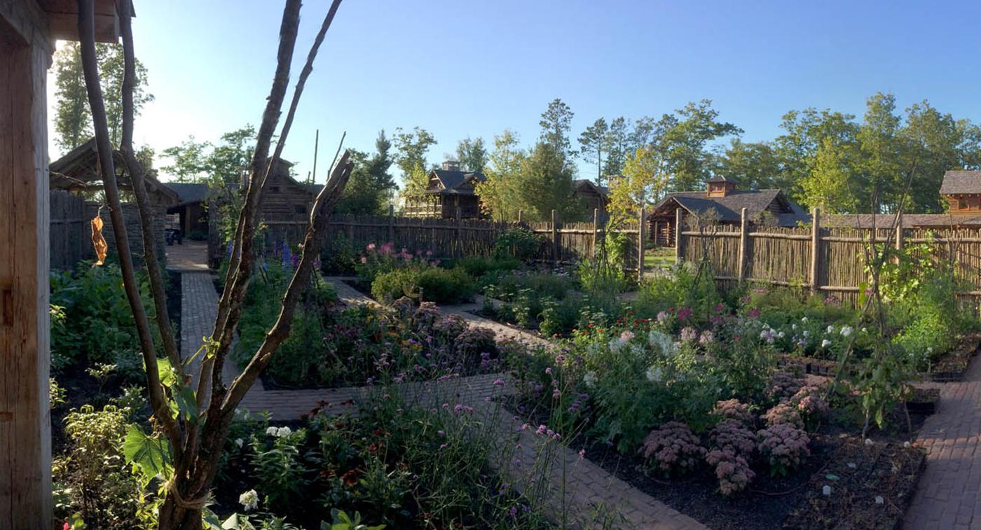 Wisconsin Garden