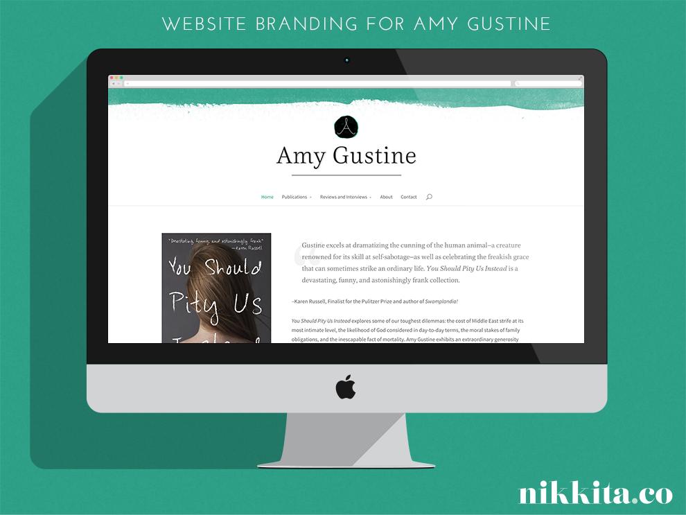 Nikkita.Co | Amy Gustine Website