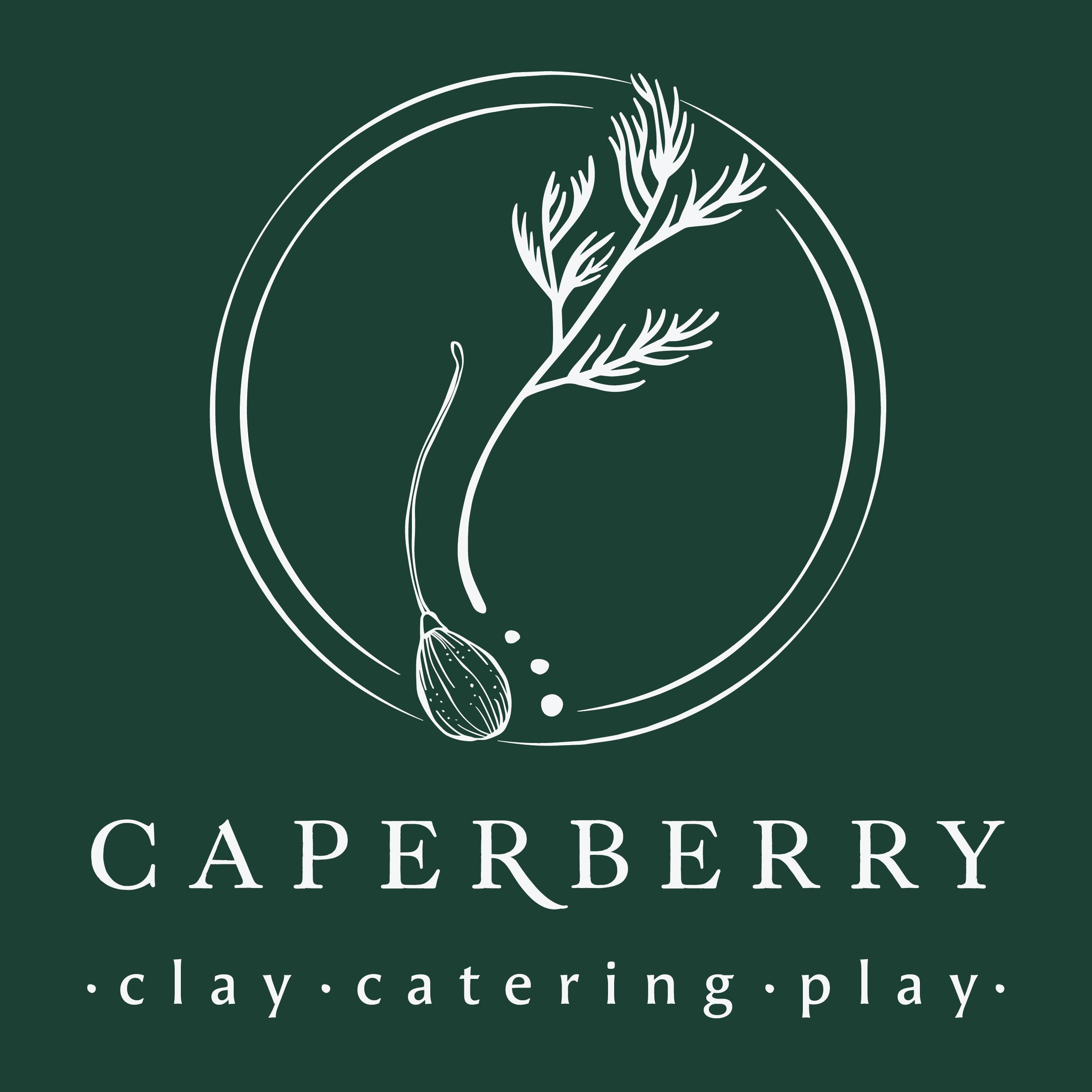Caperberry Logo Design Ritual Morning Studio