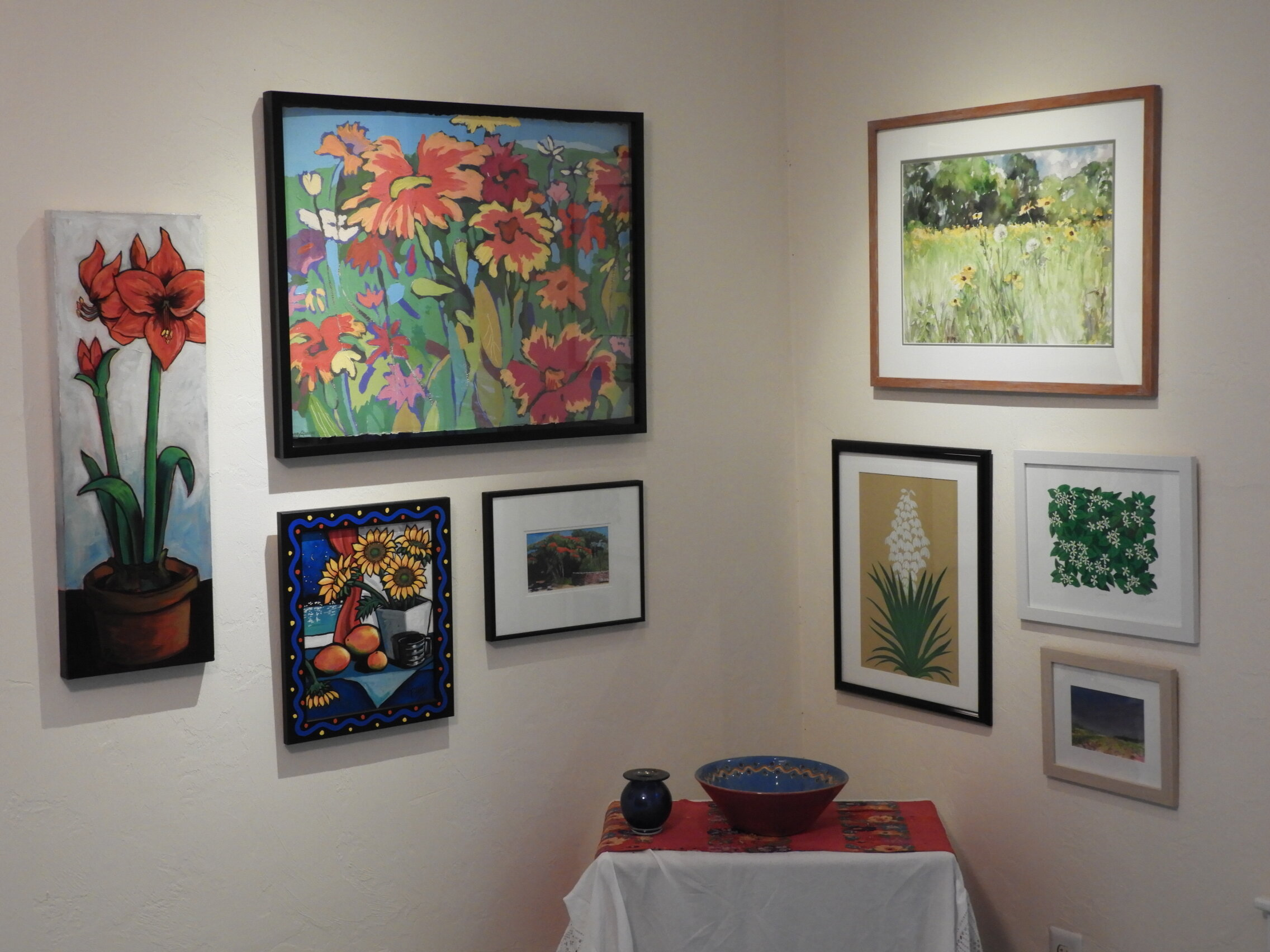 Blackbird gallery flower show (2).JPG