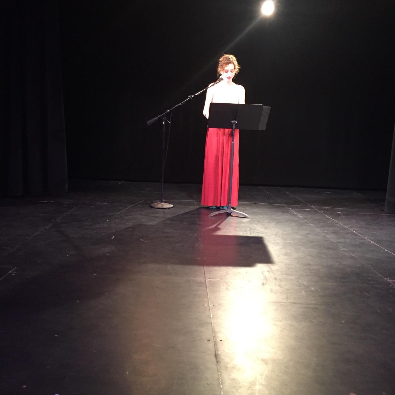 Steppenwolf Theater - Essay Reading - July, 2016