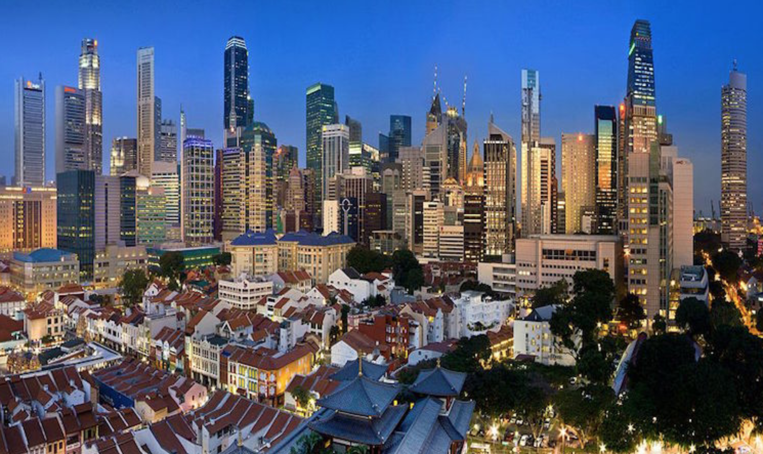 Singapore to Beijing - Sip Slings and experience the astounding history and culture on board some of the most luxurious ships.