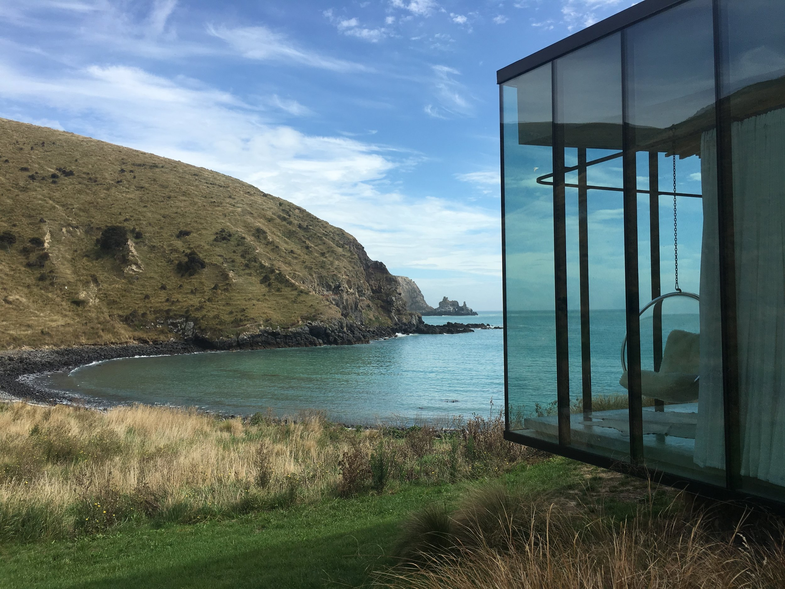Seascape Villa, Annandale, New Zealand