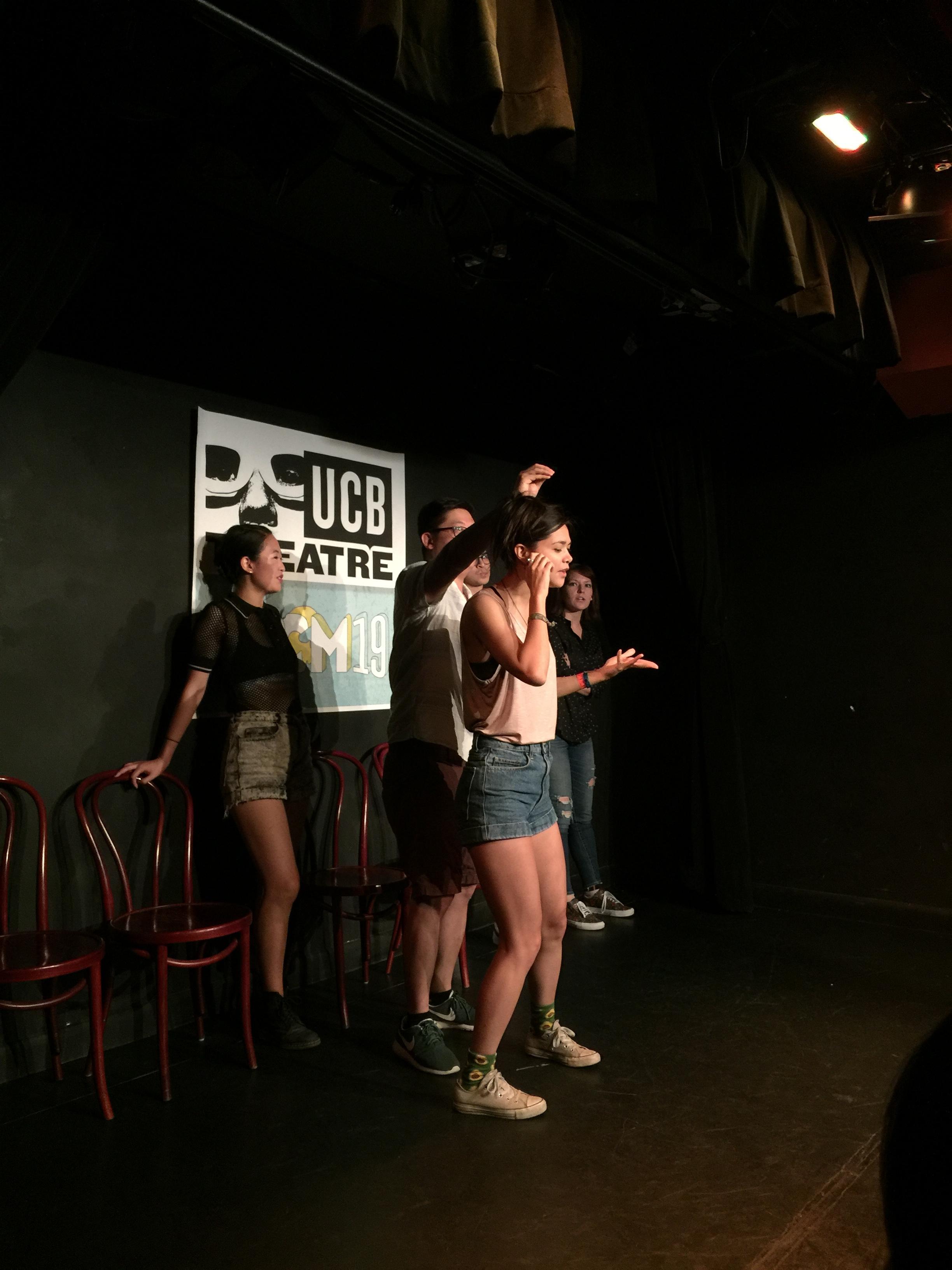 UCBT LA/NY Superteam