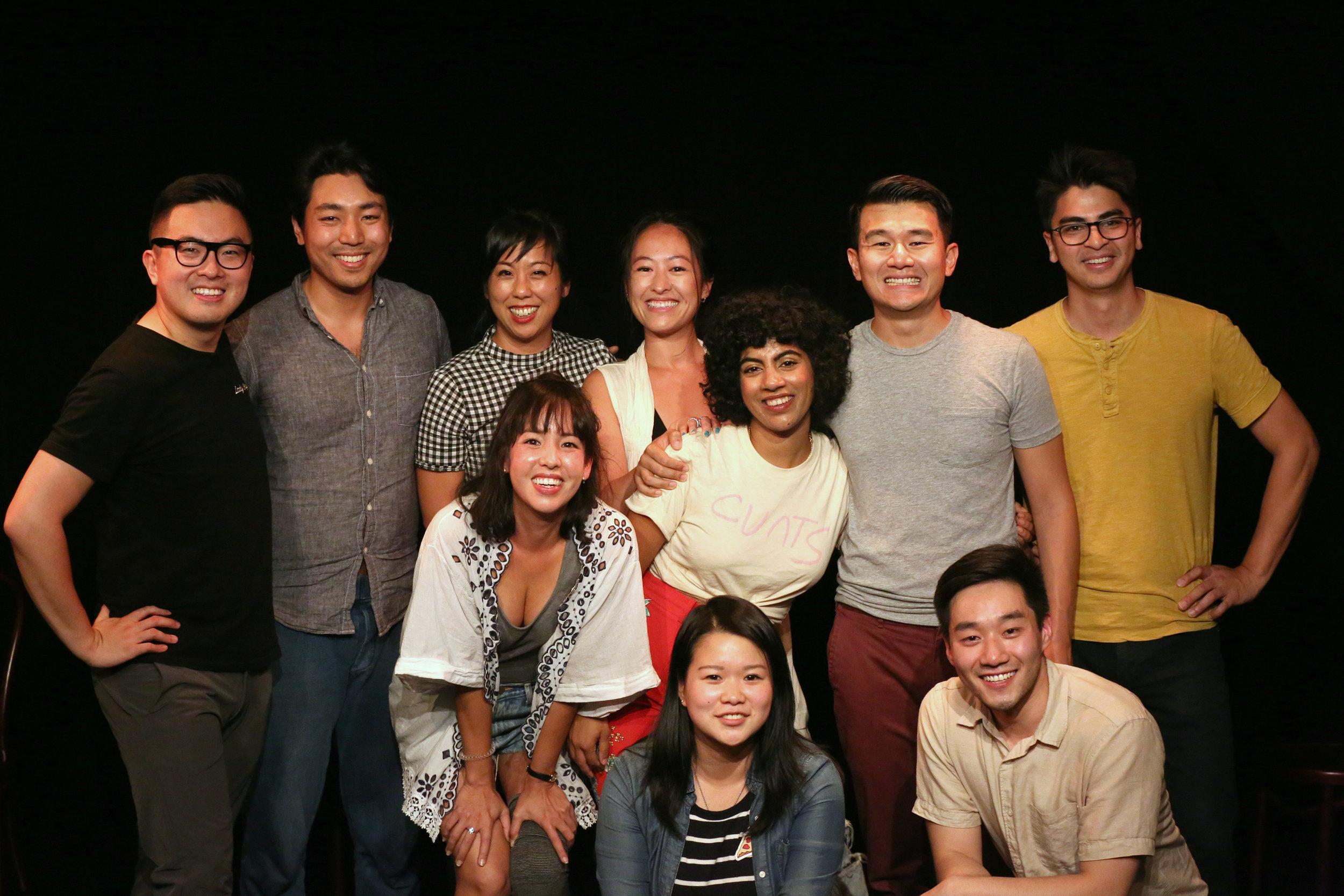 Asian AF NY (9/16/17)