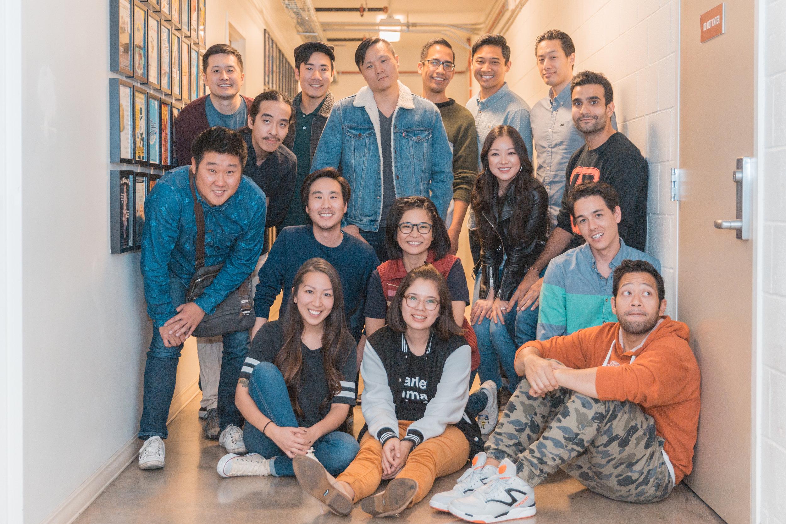 Asian AF LA (11/24/17)