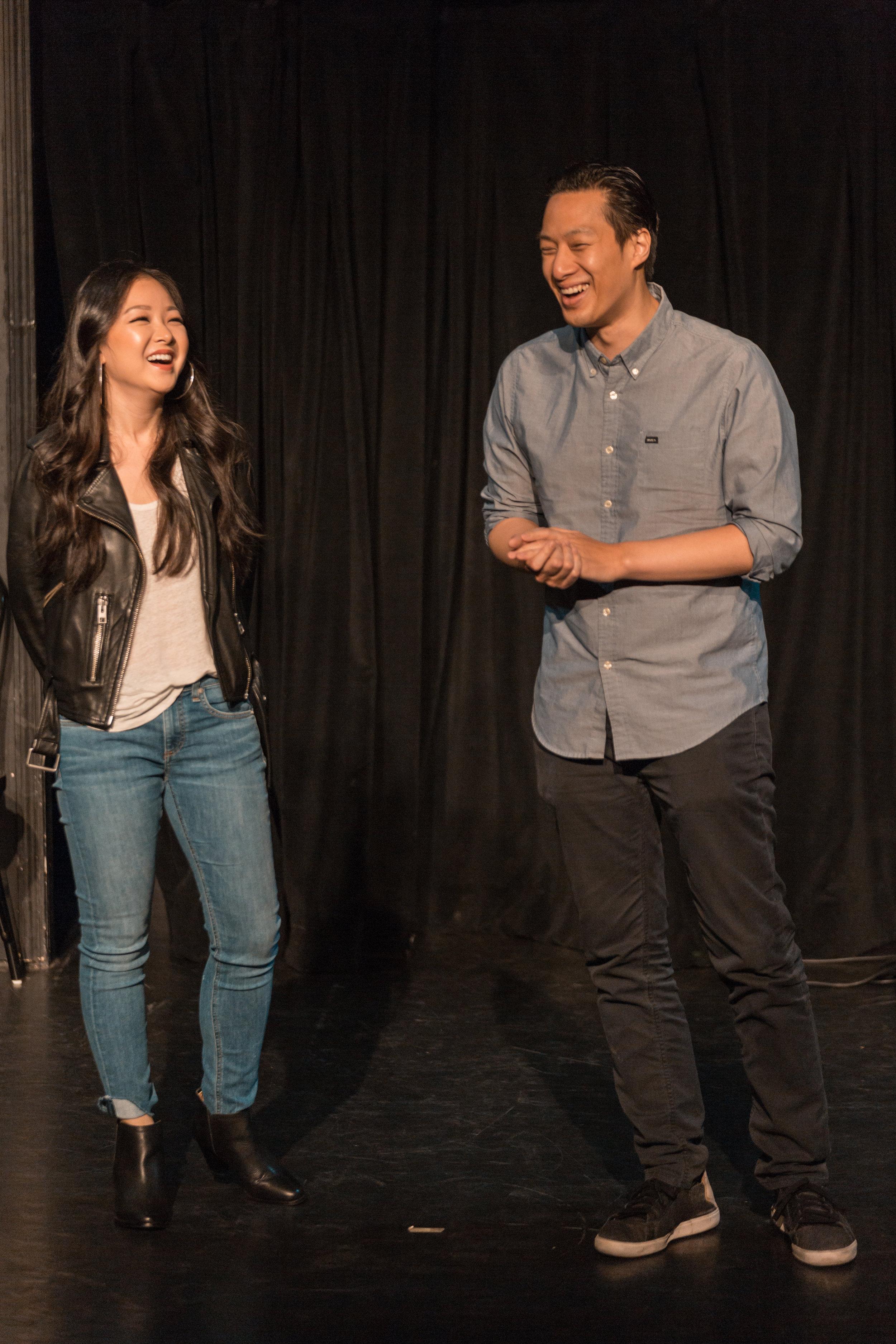 Daniel Chong & Charlet Chung