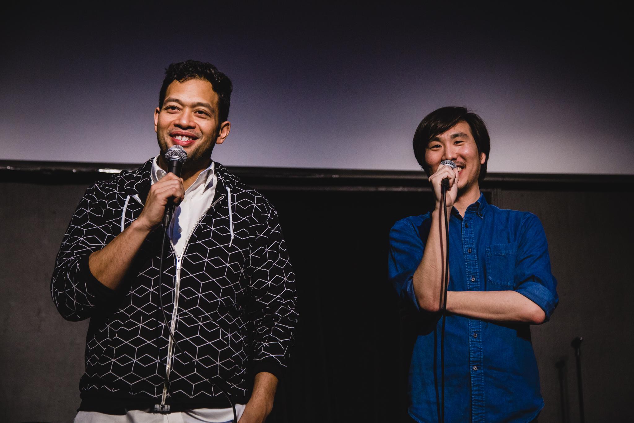 Eugene Cordero & Will Choi