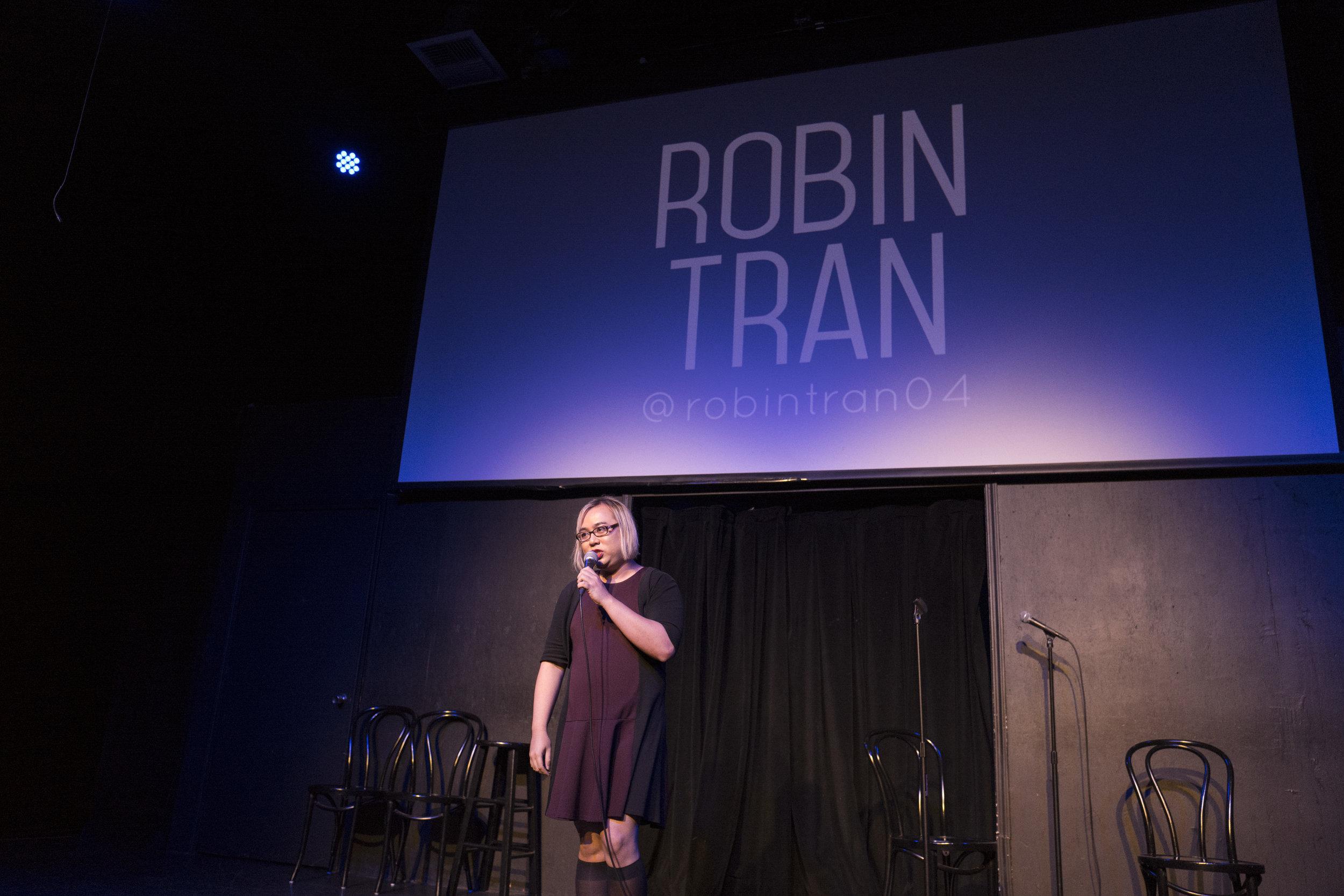 Robin Tran