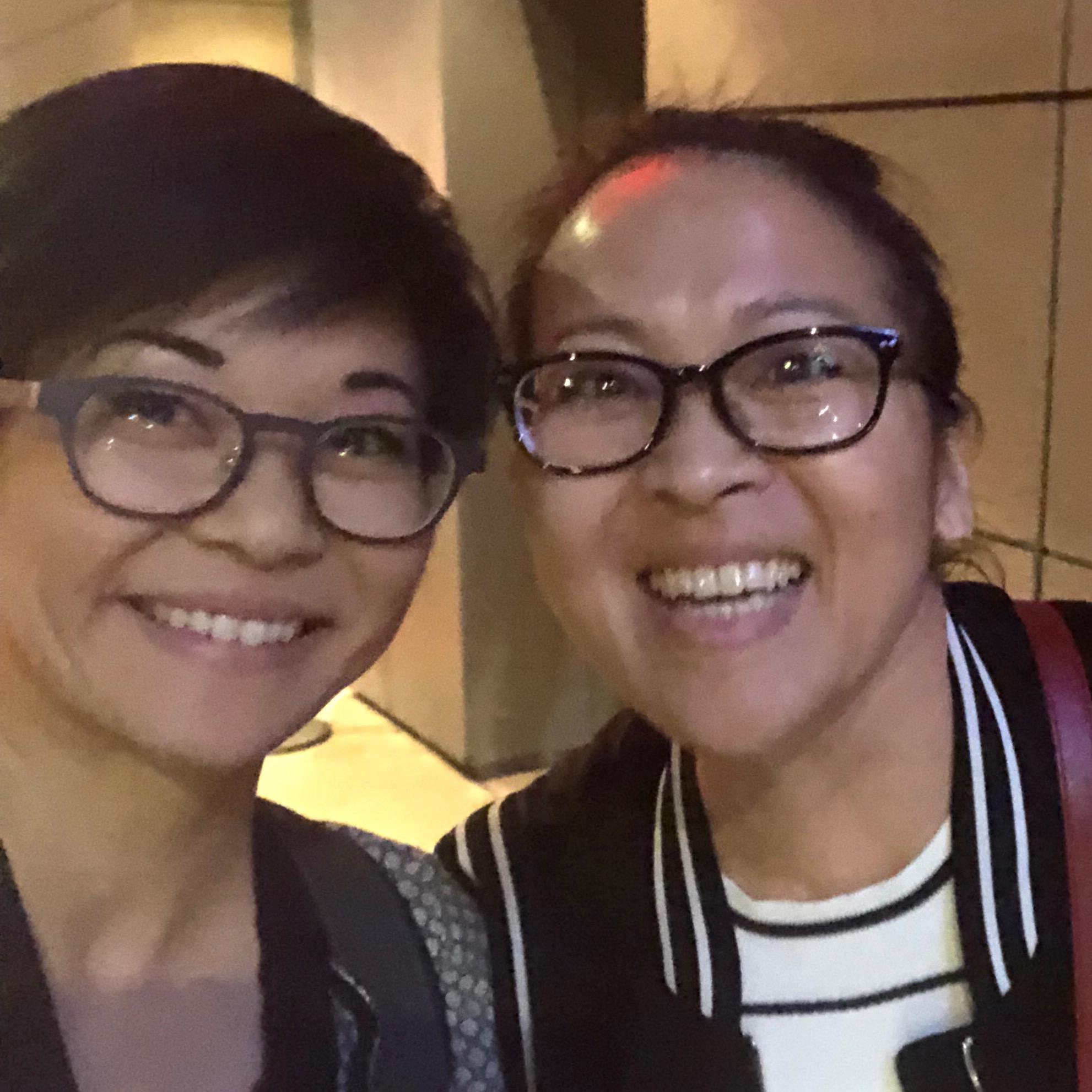 Keiko Agena & Suzy Nakamura