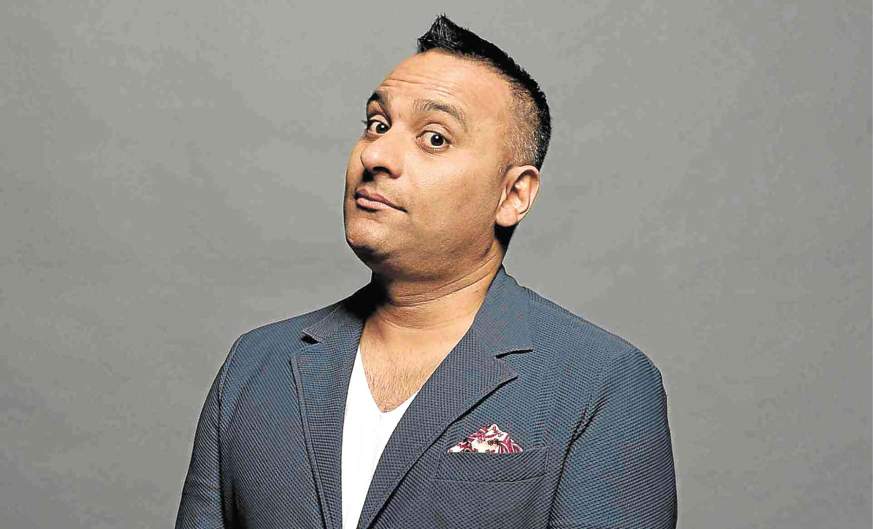 5/31: RUSSELL PETERS