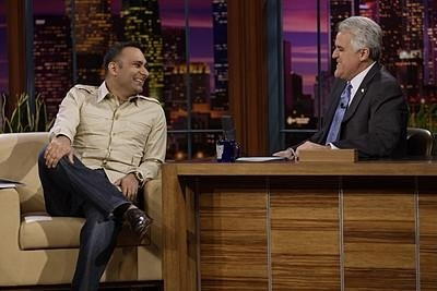 Peters and Jay Leno