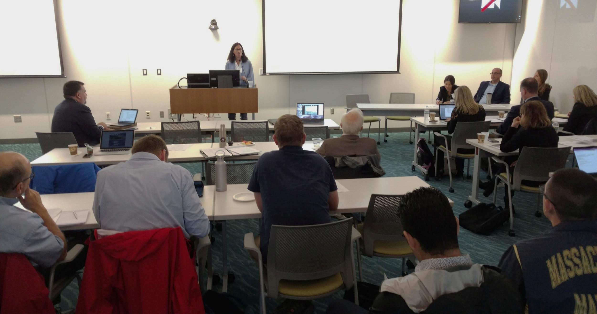 UMass Dartmouth Workshop.