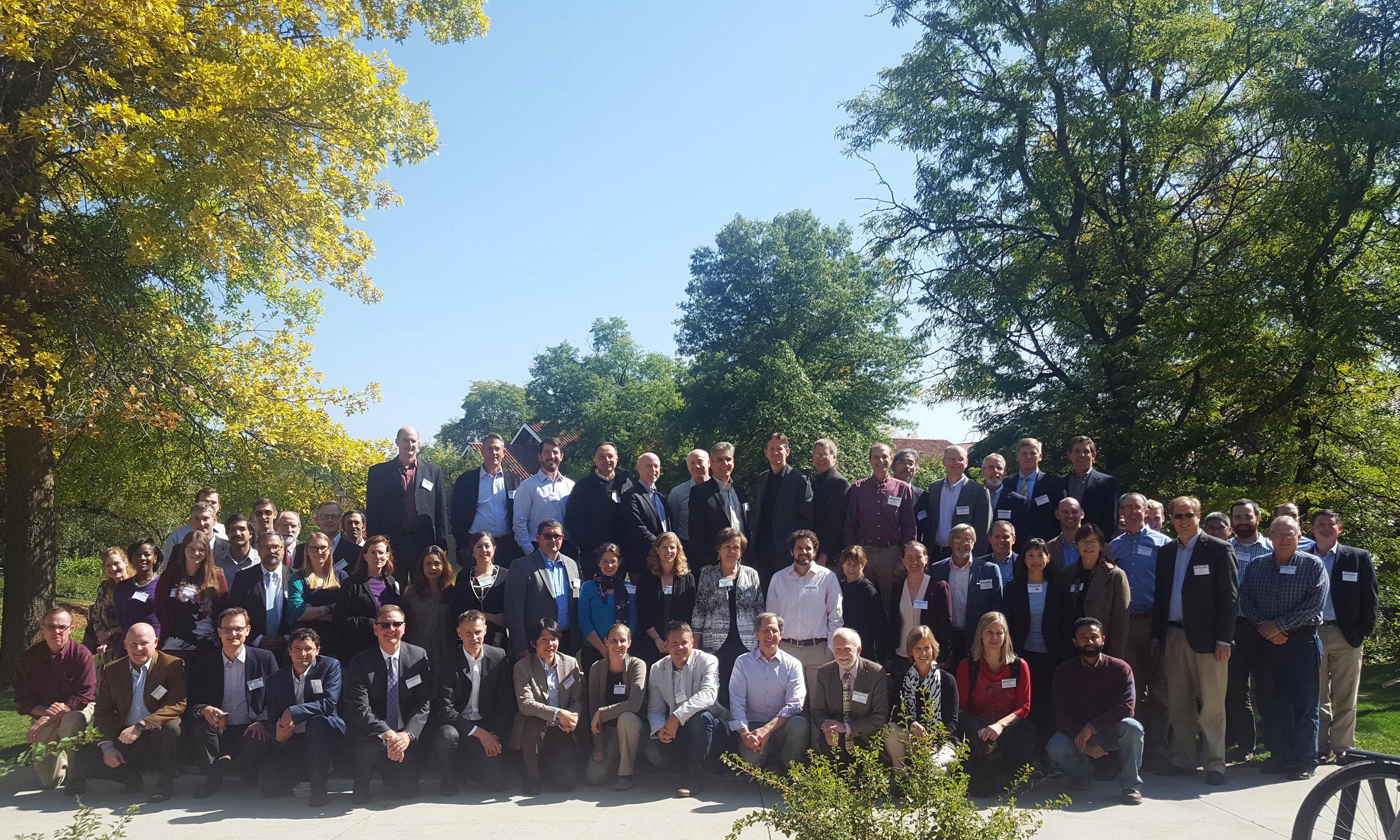Univeristy of Colorado Technology Workshop.