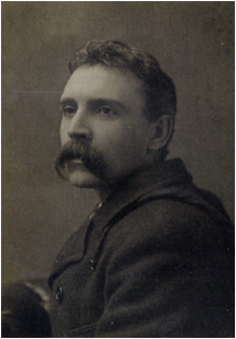 Frederick Wilson, 1861