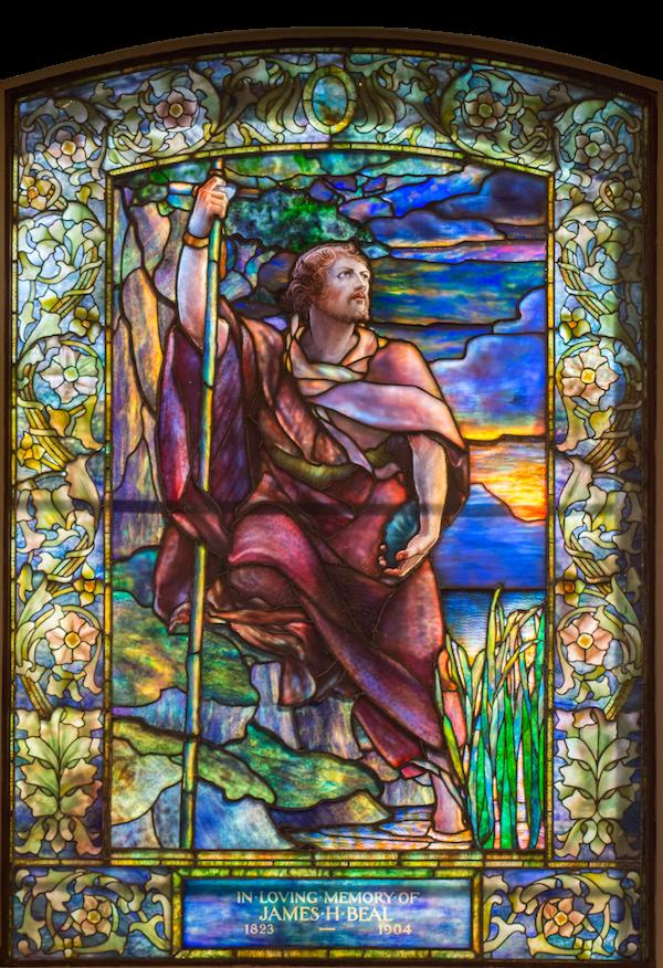 4 John the Baptist