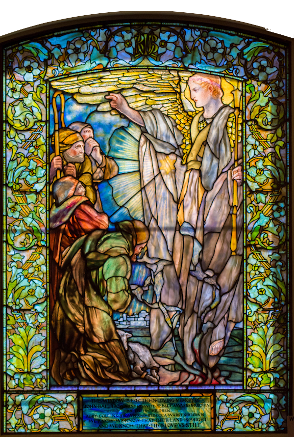 2 | The Message of the Angel to the Shepherds