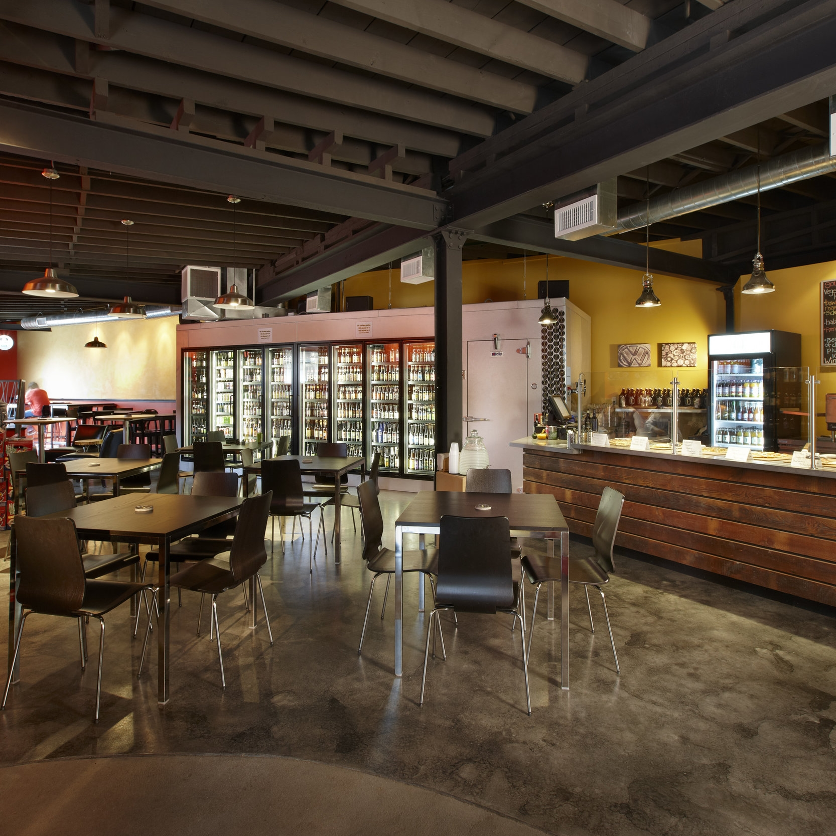 Lancaster PA Cornerstone Design-Architects Commercial Architect The Fridge Pizza and Beer