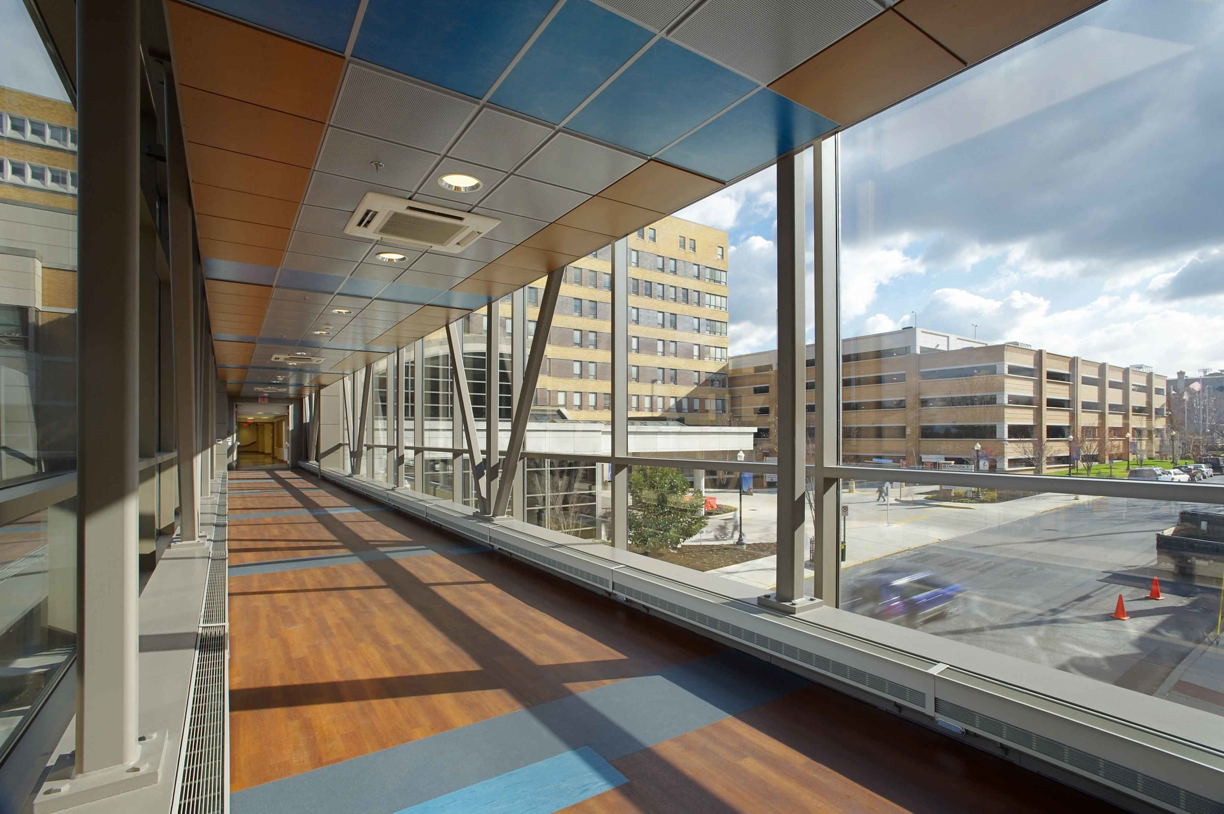 Lancaster General Health (Penn Medicine) /Lancaster, PA - Lancaster's biggest employer trusts Cornerstone Design-Architects to provide them with state-of-the-art design and functionality.