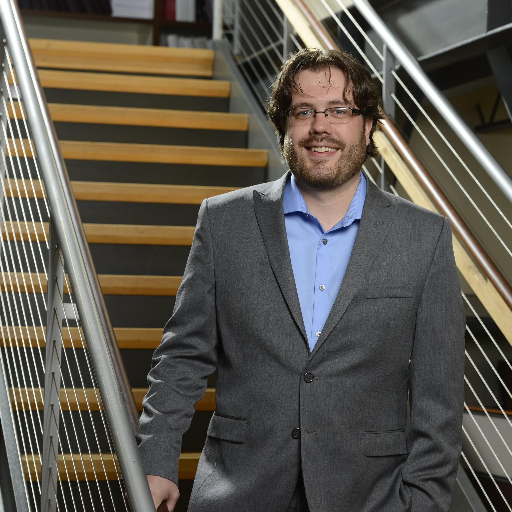 Josh Yoder HR Business Development Manager Cornerstone Design Architects Lancaster Pennsylvania Architect Firm